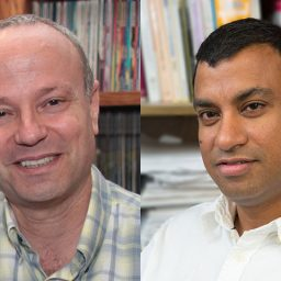 Professor of Computer Science David Whalley and Professor of Statistics Anuj Srivastava