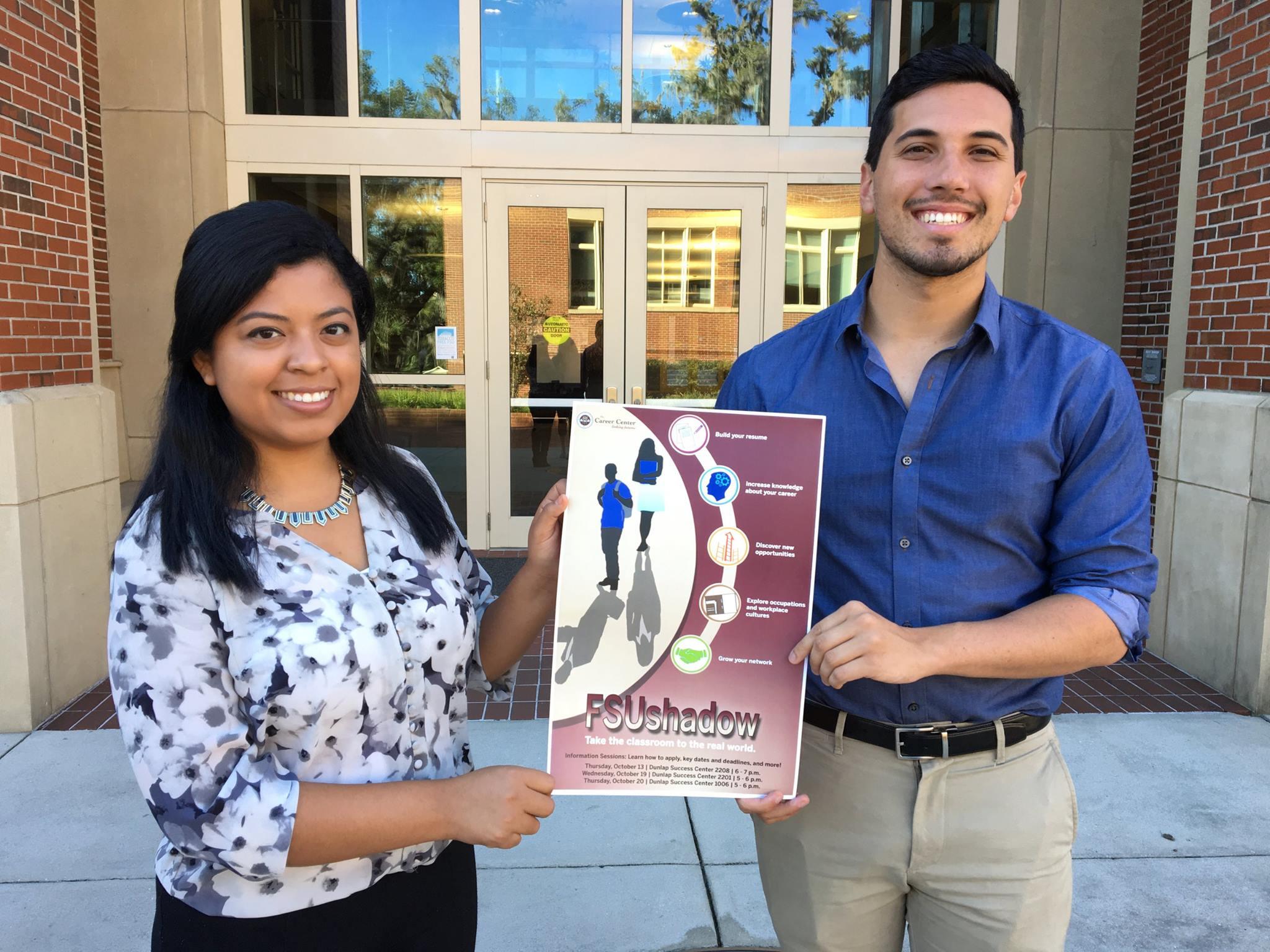 new fsu job shadowing program helps students gain insight into new fsu job shadowing program helps students gain insight into employment florida state university news