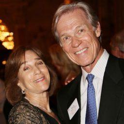 Wayne Hogan ('72) and his wife, Patricia Hogan