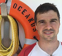 Michael Stukel, assistant professor of Earth, Ocean and Atmospheric Science