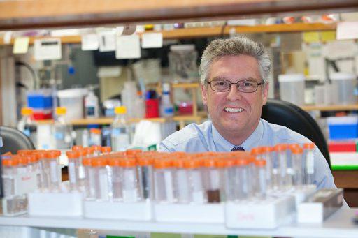 Michael Blaber, professor at the FSU College of Medicine