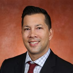 Graig Chow, assistant professor of sport psychology in the Department of Educational Psychology and Learning Systems