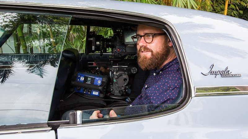 'Lens of time' magnifies FSU experience for Oscar-nominated cinematographer