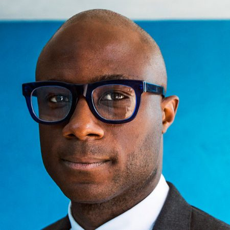"Barry Jenkins ('03) is the writer-director ""Moonlight,"" nominated for eight Academy Awards and already selected as Best Picture (Drama) at the Golden Globe Awards."