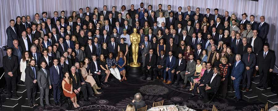 Nominees for the 89th Oscars were celebrated at a luncheon held at the Beverly Hilton, Monday, February 6, 2017. The 89th Oscars will air on Sunday, February 26, live on ABC. Todd Wawrychuk / A.M.P.A.S.