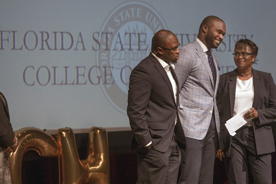 Former NFL player, FSU football All-American and Rhodes Scholar Myron Rolle matched in the Harvard Medical School neurosurgery program at Massachusetts General Hospital.