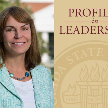 Erin O'Hara O'Connor became the eighth dean in the 50-year history of the FSU College of Law in July 2016.