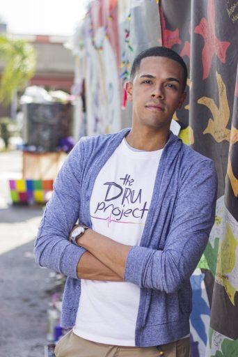 Pulse survivor Brandon Wolf