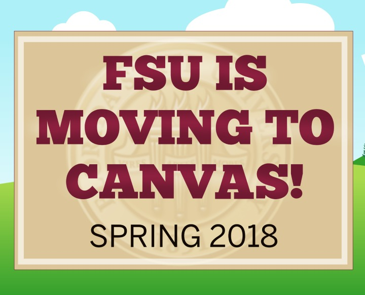 FSU adopts new Learning Management System - Florida State