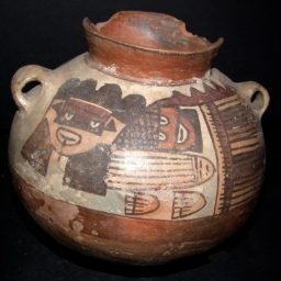Visions of the Nazca: Painted Images of an Andean Ancient Society opens at 5 p.m. Thursday, April 6 in the WJB Gallery.