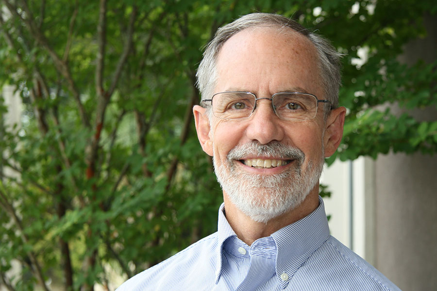 Richard Morris, professor of speech language pathology in FSU's School of Communication Science and Disorders