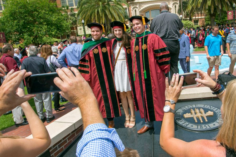 The FSU College of Medicine graduated 117 new physicians in the Class of 2017 on Saturday, May 20.