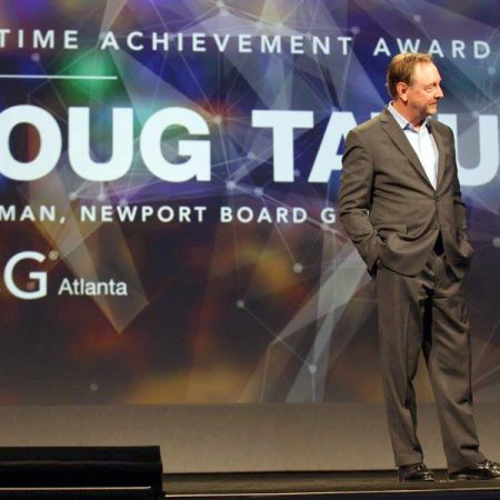 FSU faculty member Doug Tatum, an entrepreneur in residence in the Jim Moran School of Entrepreneurship, has received a Lifetime Achievement Award from the Association for Corporate Growth.