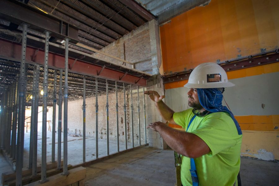The renovation of the FSU Jim Moran Building is at its halfway point. The 20,000 square foot, three-story building — which dates to the 19th century — will be the headquarters for the Jim Moran School of Entrepreneurship and the Jim Moran Institute for Global Entrepreneurship.