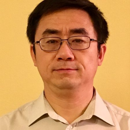 Associate Professor of Statistics Jinfeng Zhang