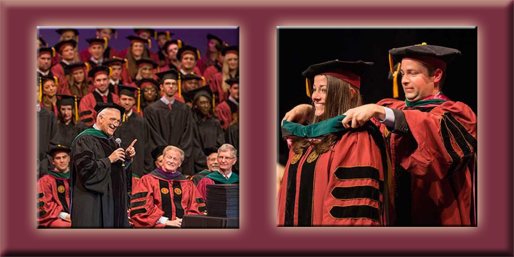 The FSU College of Medicine will graduate its 13th class of medical students at a commencement ceremony Saturday, May 20.