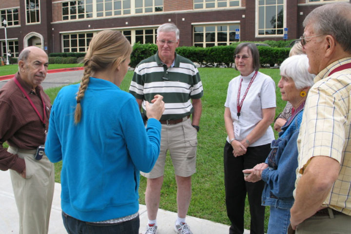 The Osher Lifelong Learning Institute is one of many activities that contribute to FSU's standing as an Age-Friendly University.