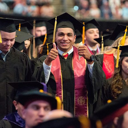More than 6,800 students graduated from Florida State University this spring.
