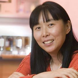 "Professor of Chemistry and Biochemistry Qing-Xiang ""Amy"" Sang"