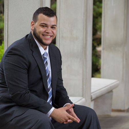 David Perez is FSU's first Udall Scholar since 2009.