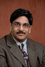 Sudhir Aggarwal, a professor in the FSU Department of Computer Science