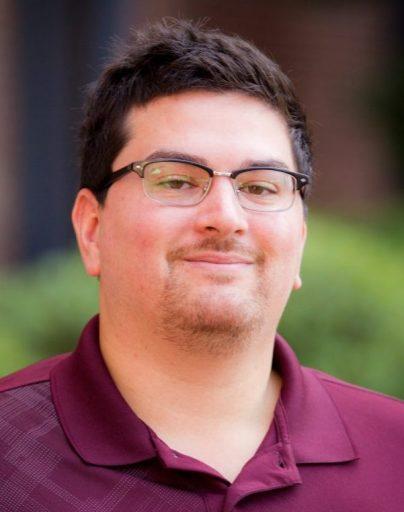 Joshua Hendrickse, a doctoral student in the FSU School of Communication