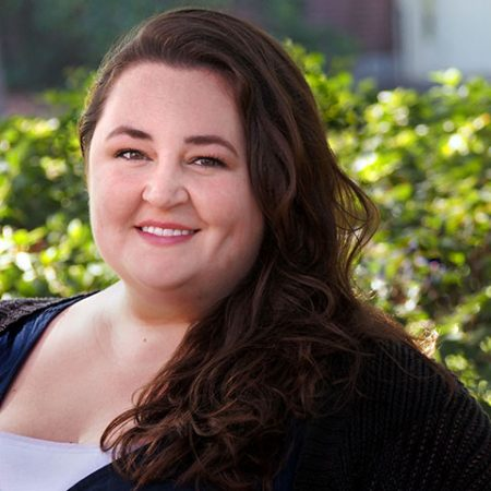 Florida State University graduate student Ashley Cooper