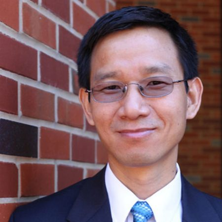 Shouping Hu, director of CPS and the Louis W. and Elizabeth N. Bender Endowed Professor of Higher Education