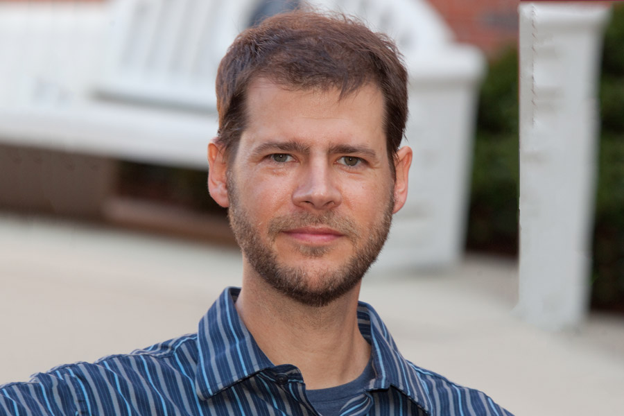 FSU Psychology professor/researcher Jon Maner.