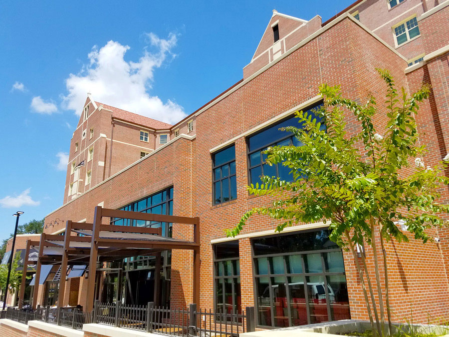 1851 is attached to Azalea Hall, FSU's newest residence hall.