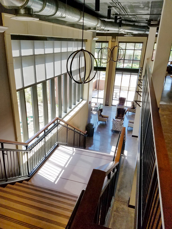 """Florida State University's newest dining facility """"1851"""" (Photo by Dave Heller)"""