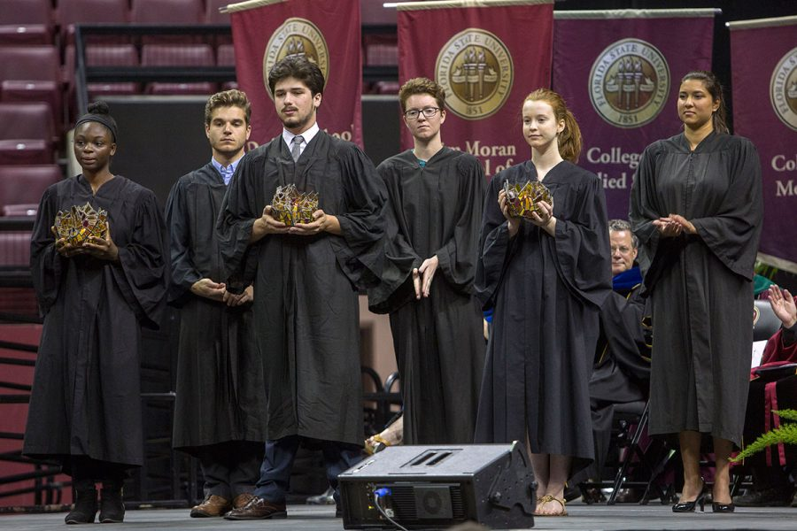 New Student Convocation Aug. 27, 2017. (FSU Photography Services)