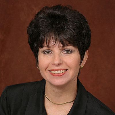 Project Director Elena Reyes, the College of Medicine's regional director for Southwest Florida.