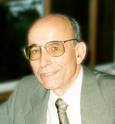 Jack Saltiel, professor of chemistry and biochemistry