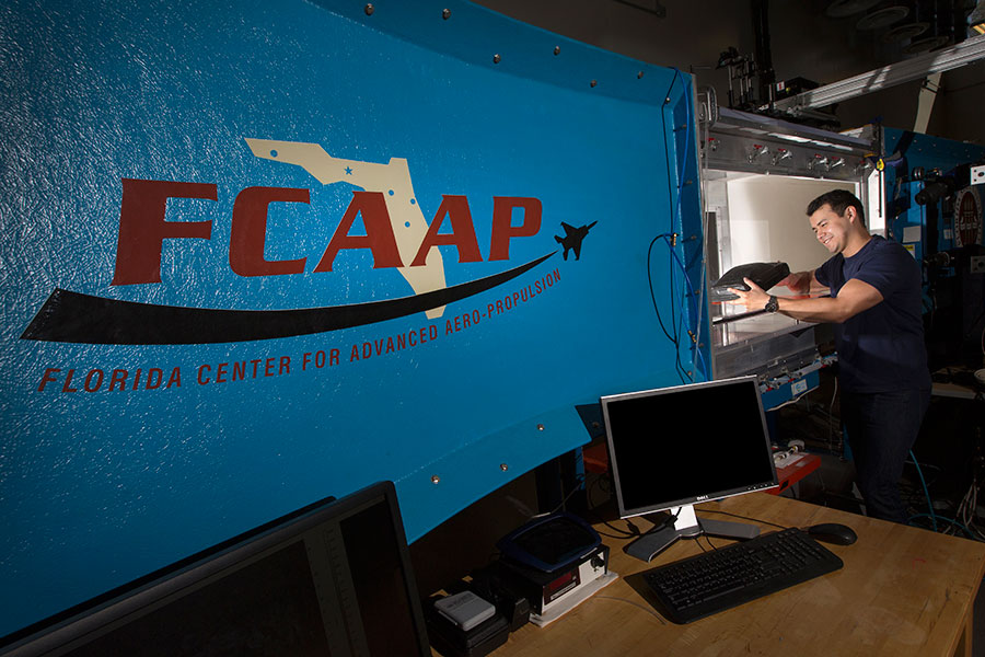 FSU, with the Florida Center for Advanced Aero-Propulsion, is at the forefront of high-speed aerospace research.