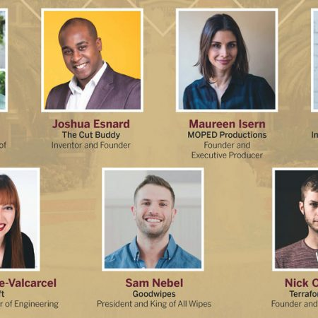 Florida State's Jim Moran School of Entrepreneurship will present the sixth annual 7 Under 30 program Nov. 14.