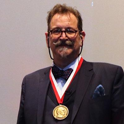 Dennis Slice, professor of scientific computing
