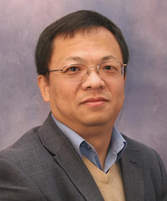Richard Liang, professor and director of the High Performance Materials Institute
