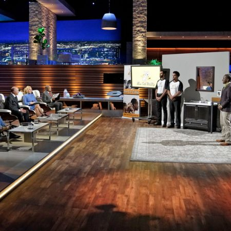 "FSU College of Business graduate Joshua Esnard, who invented ""The Cut Buddy"", will appear on ABC's hit TV show ""Shark Tank"" at 9 p.m. (EST), Sunday, Nov. 12."