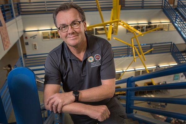 J. Murray Gibson, dean of the FAMU-FSU College of Engineering