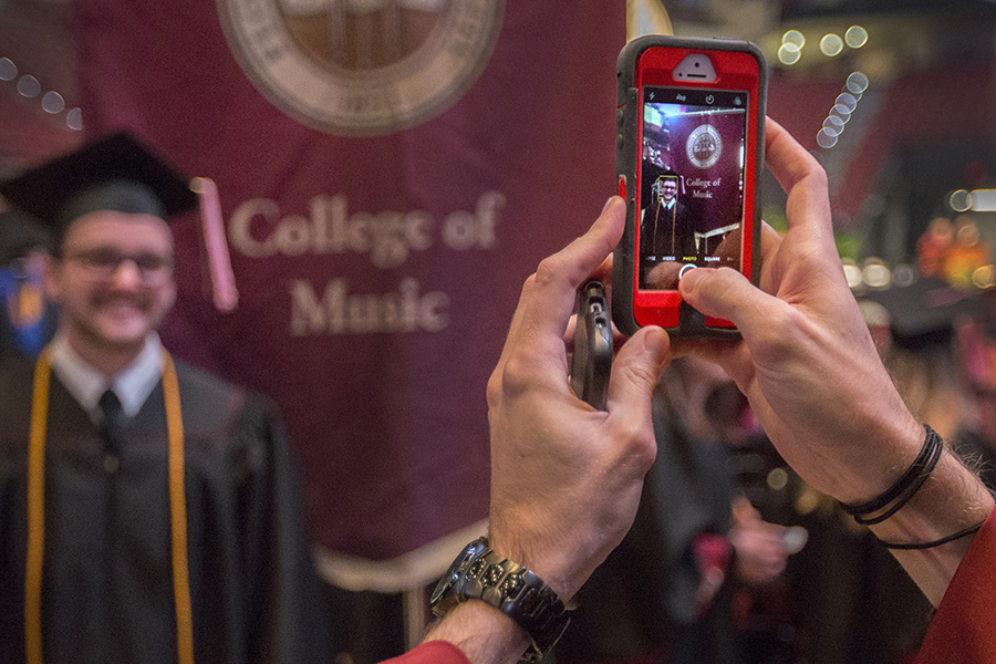 Fall Commencement Saturday ceremony