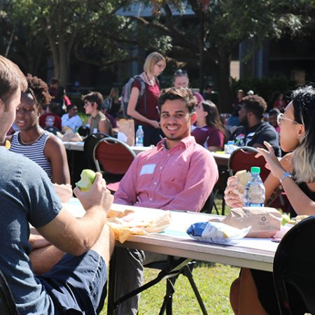 The Power of WE is an initiative designed to cultivate a campus culture of engagement and collaboration among the student body through various events and activities. (Photo: Social Media)