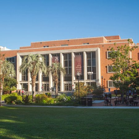 Strozier Library is Florida State University's main library.
