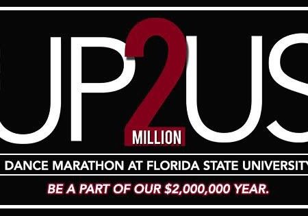 Dance Marathon at Florida State University is challenging the student body and community to reach new heights by setting the bar to raise a record-breaking $2 million for charity. (Photo: DM at FSU)