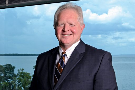 "Randy Hanna marked one year as dean of FSU Panama City on Dec. 1. He's working to position the university as the go-to resource for employers of the region's rapidly growing economy: ""We have a lot of folks here working together to make FSU Panama City thrive, and I believe we're on the path to doing that."""