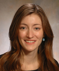 Assistant Professor of Biological Science Sophie McCoy