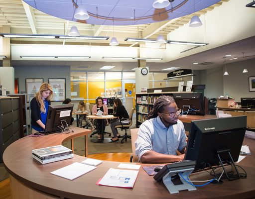 The FSU Career Center is located in the Dunlap Sucess Center and has numerous programs to help students prepare for employment. (Photo: FSU Career Center)