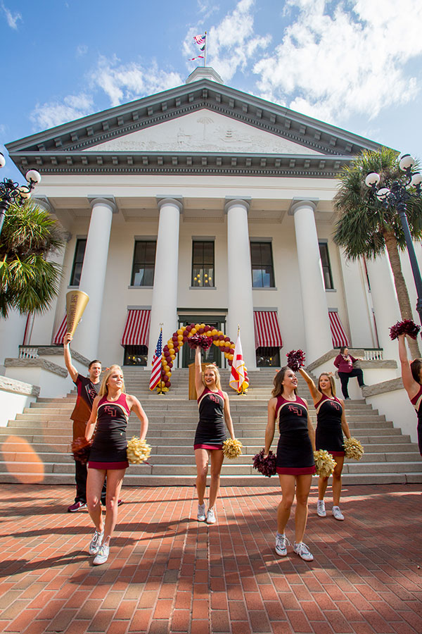 FSU Day at the Capitol Feb. 6, 2018. (FSU Photography Services)