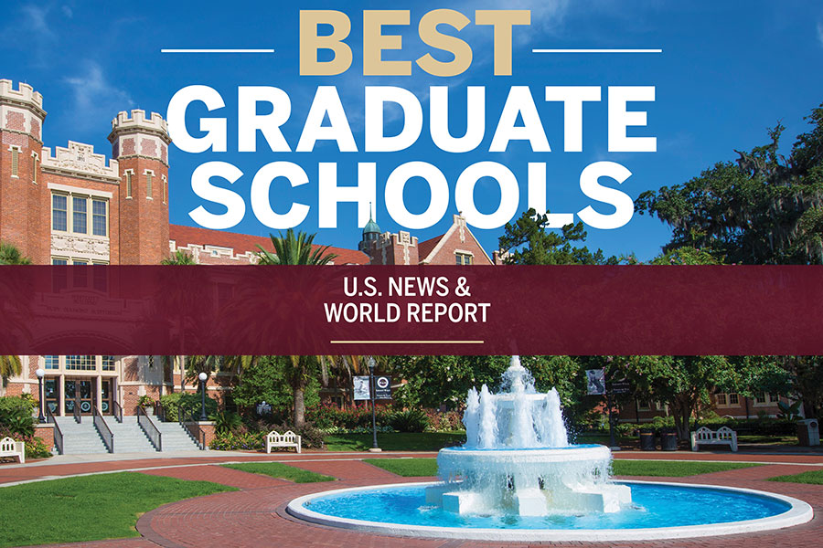 An image of Florida State University top ranked programs