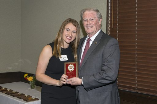 FAMU-FSU College of Engineering sophomore Bailey Davis is using the stipend from her Humanitarian Award to help the victims of Stoneman Douglas High School. (Photo: UC Photography Services)